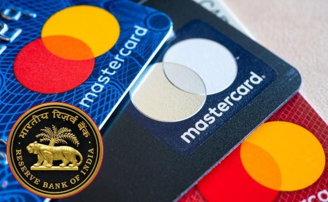 RBI order: Mastercard Cannot Onboard New Customers From July 22 - Sakshi