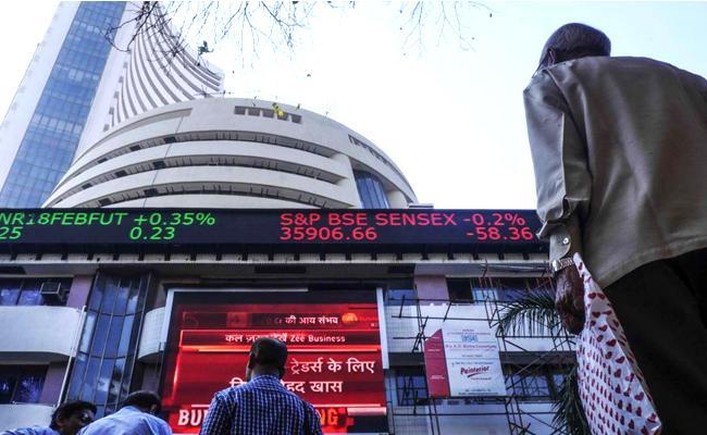 BSE And NSE Stock Market Updates  - Sakshi