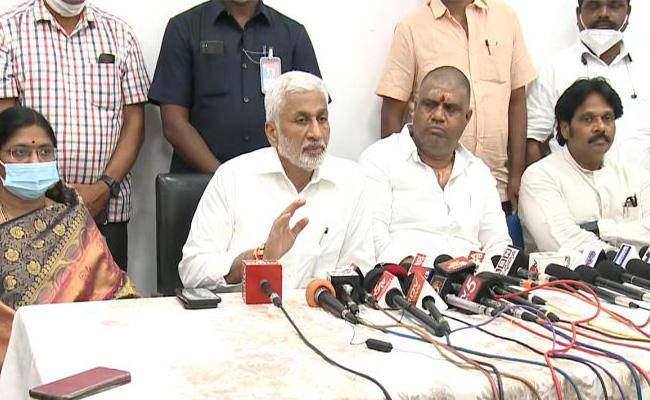 Vijayasai Reddy Says Will Support To Vizag Steel Plant Protests In Delhi - Sakshi