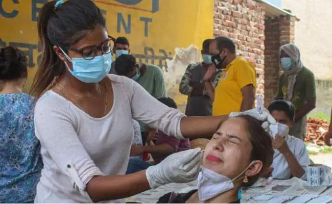 Ap: New Corona Virus Positive Cases Report - Sakshi