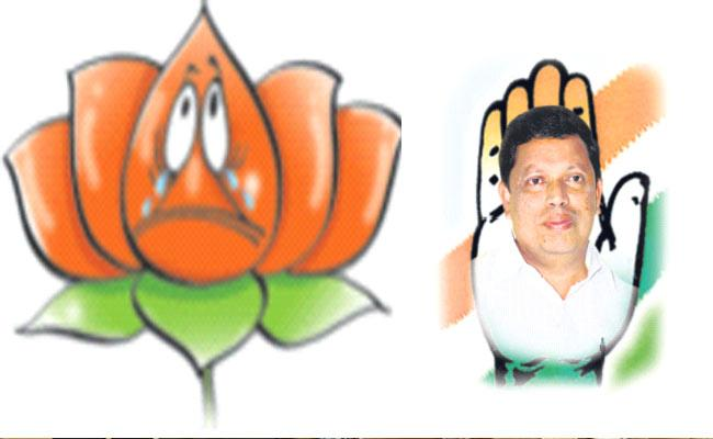 Mahabubnagar: Erra Shekhar Resigns BJP Raised Hopes Congress Party - Sakshi