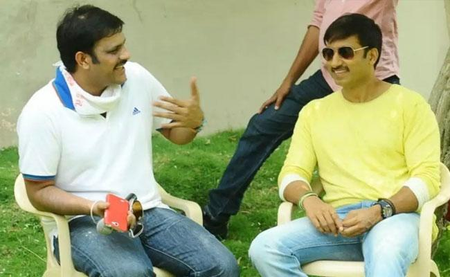 Gopichand 30: Gopichand And Director Sriwass Team Up For Family Entertainer Movie - Sakshi