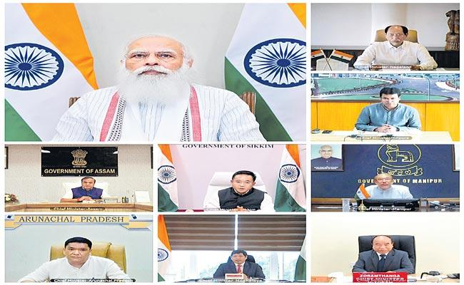 PM Says That People Not Following Rules Of Corona - Sakshi