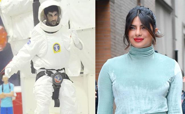 Bollywood Making Space Films - Sakshi