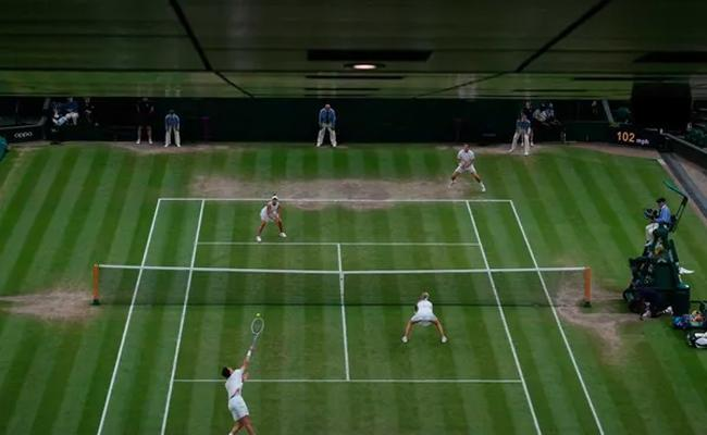 Wimbledon 2021: Two Matches Under Investigation Over Suspicious Betting - Sakshi