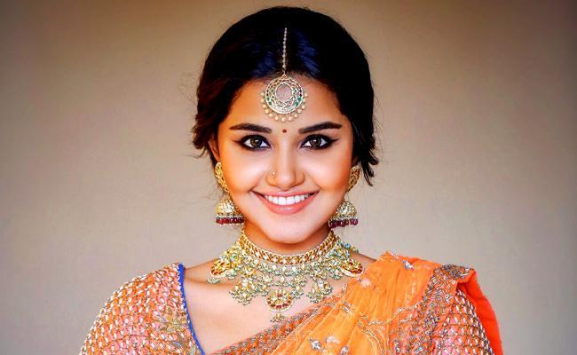 Viral: Actress Anupama Parameswaran Addicted To Gibberish Game - Sakshi