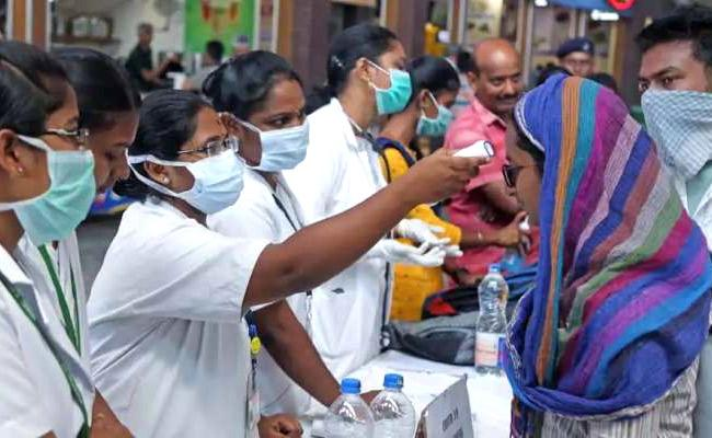 India Reports 41806 New COVID-19 Cases With In 24 Hours - Sakshi