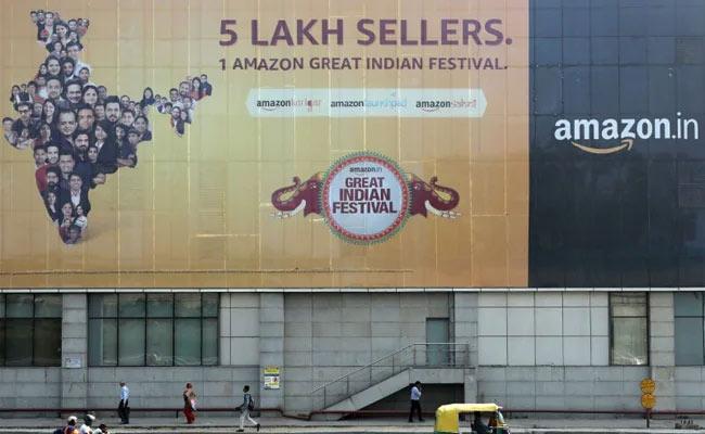 Amazon India Plans To Expand Storage Capacity In India - Sakshi