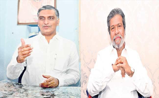 Medak: Harish Rao, Damodar Raja Narasimha Key Role In Huzurabad By Polls - Sakshi