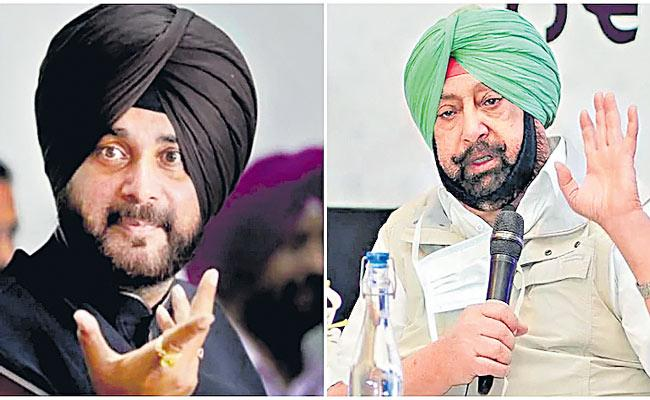 Congress to fight Punjab assembly polls under Amarinder Singh - Sakshi