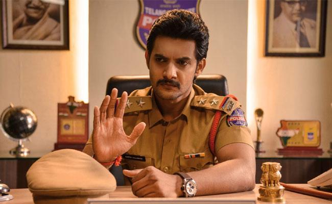 Aadi Sai Kumar Amaran In The city chapter 1 Movie Shooting Starts - Sakshi