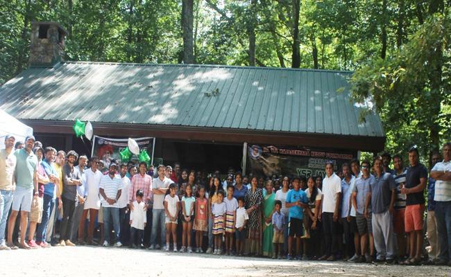 Dr Ysr 72nd Birth Anniversary Celebrations In North Carolina - Sakshi