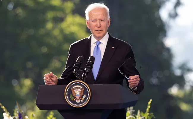 Social Media Misinformation On Covid Killing People: Joe Biden - Sakshi