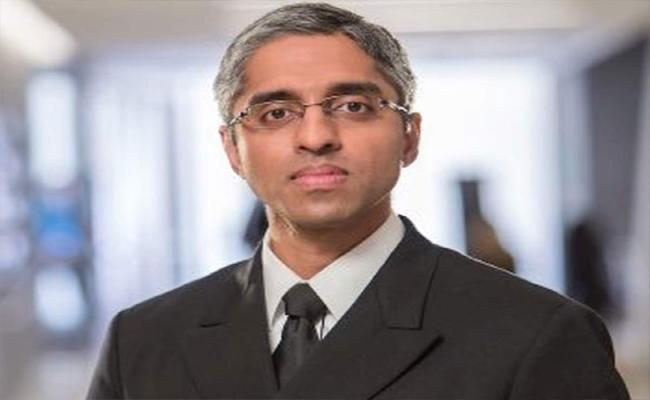US Surgeon General Says He Lost 10 Family Members To Covid - Sakshi