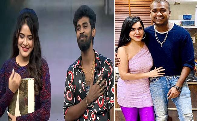 Bigg Boss Fame Ashu Reddy About Rahul Sipligunj And Express Hari - Sakshi
