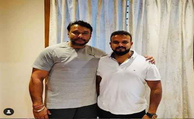 Actor Darshan Blames Umapathy In Fraud Loan Case - Sakshi