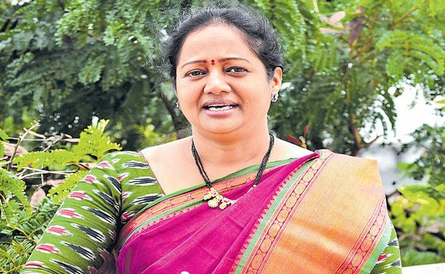 Anti Red Eye Founder Vara Lakshmi Special Interview - Sakshi