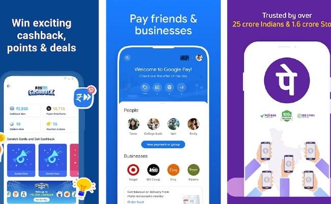 How to Block Paytm, Google Pay, Phone Pe if You Lose Your Phone - Sakshi
