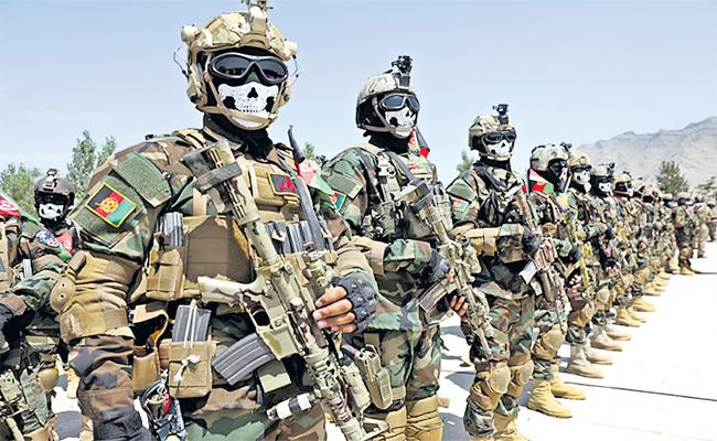 Buddiga Zamindar Article On Tensions Rise In Afghanistan - Sakshi
