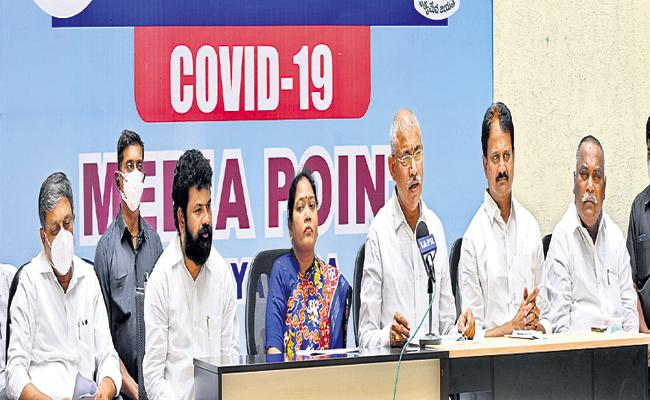 CM Jagan took another revolutionary decision towards social justice - Sakshi