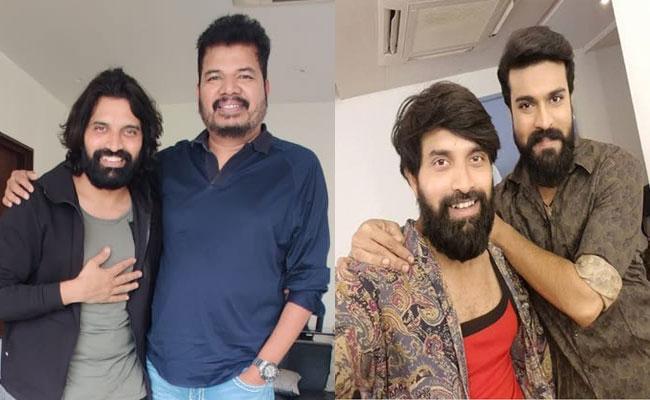 Viral: Choreographer Jani Master In Ram Charan And Shankar Movie - Sakshi