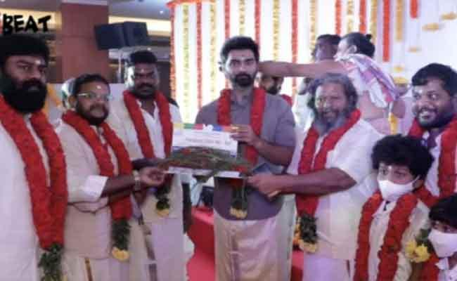 Lyca Productions Started New Movie Shooting Begins At Chennai - Sakshi