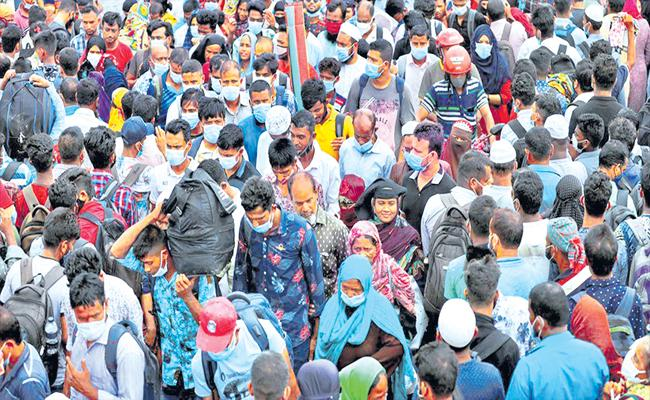 Shyam Sharan Special Article On Population Policy - Sakshi