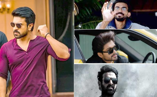 Ram Charan To Ram, These Are The Pan India Movies From Tollywood - Sakshi