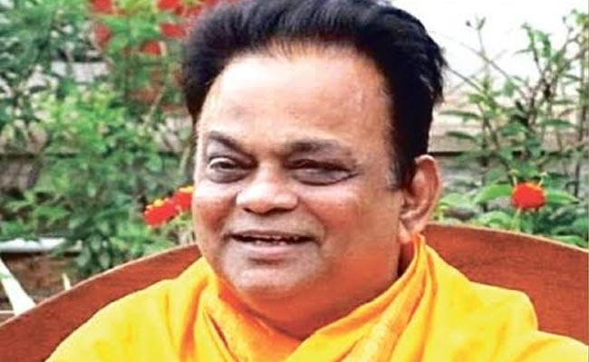 Teachers Go Into Hiding Fear Of Arrest Shivashankar Baba Molested Case - Sakshi