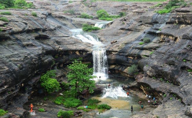 Intresting Facts On Must Seen Rare Waterfalls In Karimnagar District - Sakshi