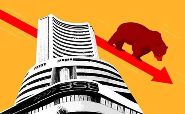 Daily Stock Market Update BSE, NSE Started In Negative Sign - Sakshi
