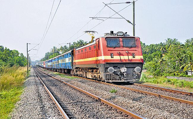 Train ticket prices increase by 40 percent - Sakshi