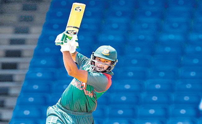Shakib Al Hasan leads Bangladesh to series win against Zimbabwe - Sakshi