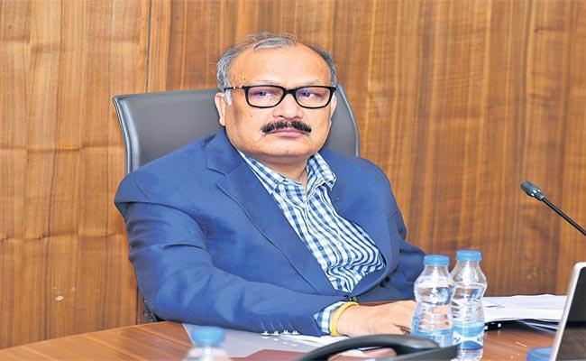 AP:Chief Secretary Adityanath Das: Focus On Energy Saving - Sakshi