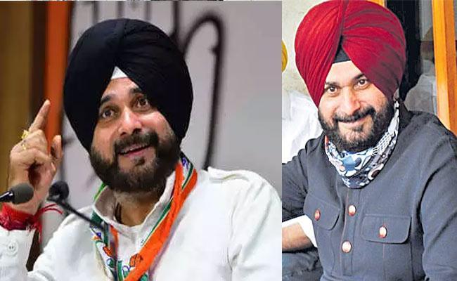 Navjot Singh Sidhu appointed Punjab Congress president - Sakshi