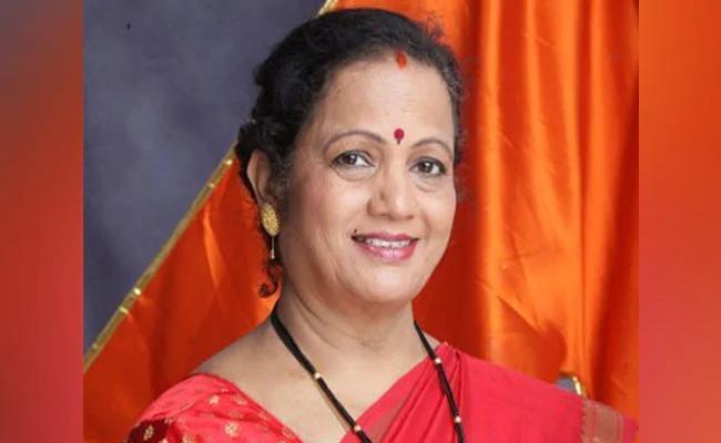 Mumbai Mayor Kishori Pednekar Hospitalised Owing to Chest Pain - Sakshi