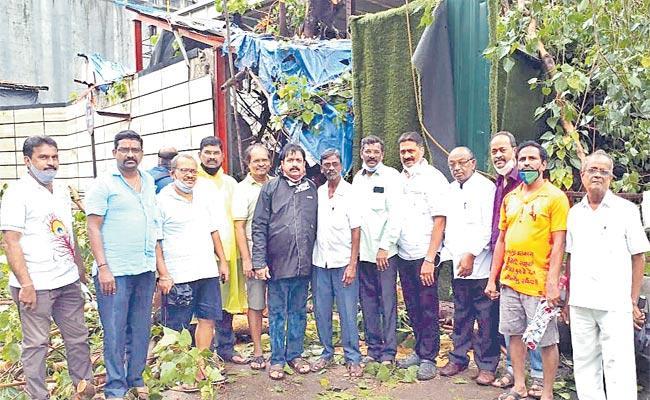 Mumbai News:Rebuild The Jagruti Vamana Temple - Sakshi