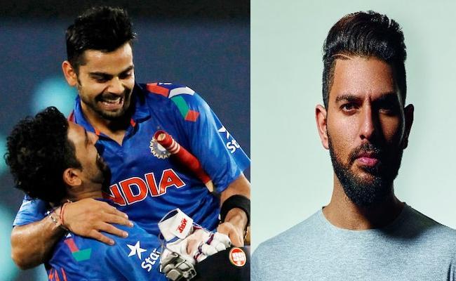 Yuvraj Singh Applauds Virat Kohli Says He Became Legend At 30 - Sakshi