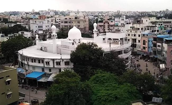 Mallepally As Challenge To Counterintelligence And Police - Sakshi