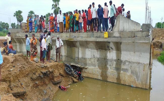 Road Accident Tragedy In Warangal - Sakshi