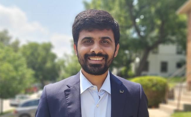 UMKC University Gives Doctorate To AP Student Bhardwaj in Astrophysics - Sakshi