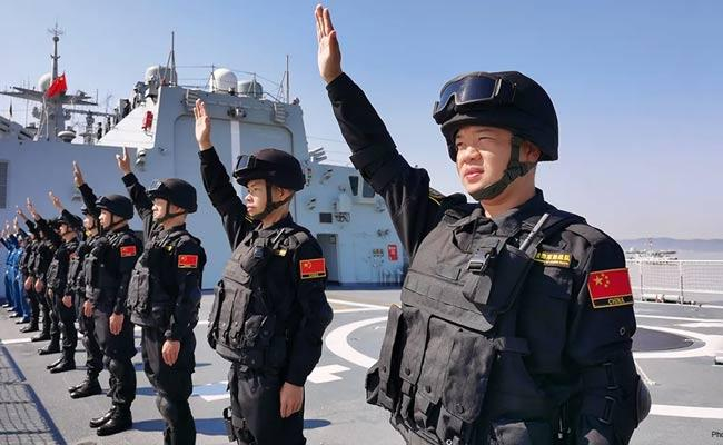 China Threatens Japan Attack With Nuclear Weapons For Defending Taiwan - Sakshi