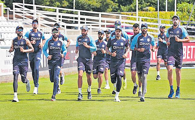 India vs Select County XI will begin on Tuesday - Sakshi