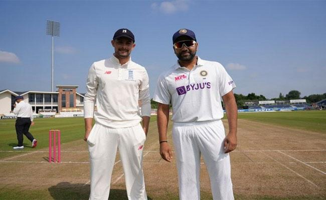 Team India Openers Failed In Warm Up Match Against County Select Eleven - Sakshi
