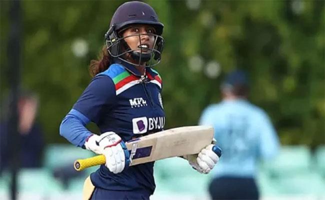 Mithali Raj Back At No 1 Spot In ICC ODI Rankings For Batters - Sakshi
