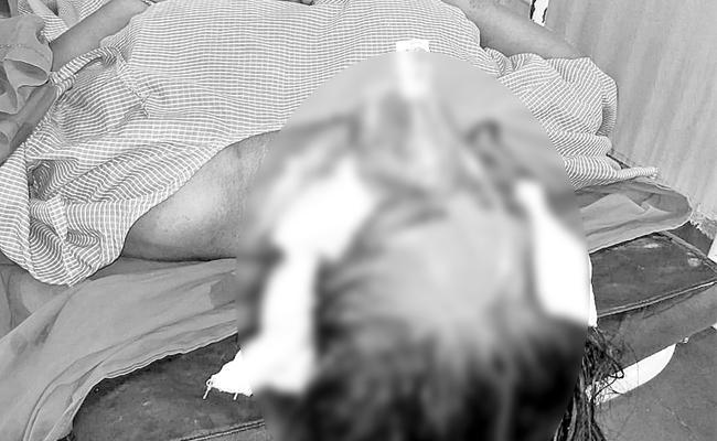 Wife And Husband Clashes Husband Deceased In West Godavari - Sakshi