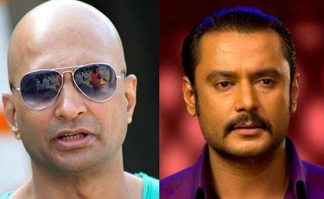 Darshan Fans Threatens Indrajith Lankesh - Sakshi
