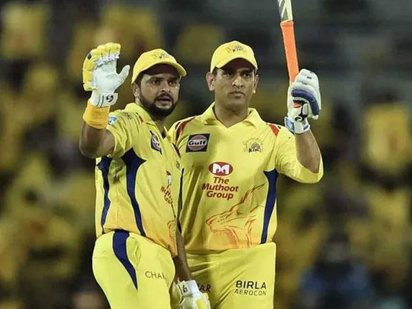 Suresh Raina Wants Csk To Win Ipl Trophy Title For Ms Dhoni - Sakshi