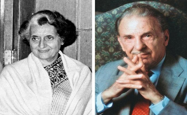 Harsh Goenka Shares Indira Gandhi And Jrd Tata Letter - Sakshi