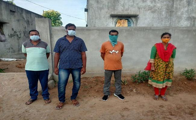 Woman Assasinate Her Husband In Adilabad - Sakshi